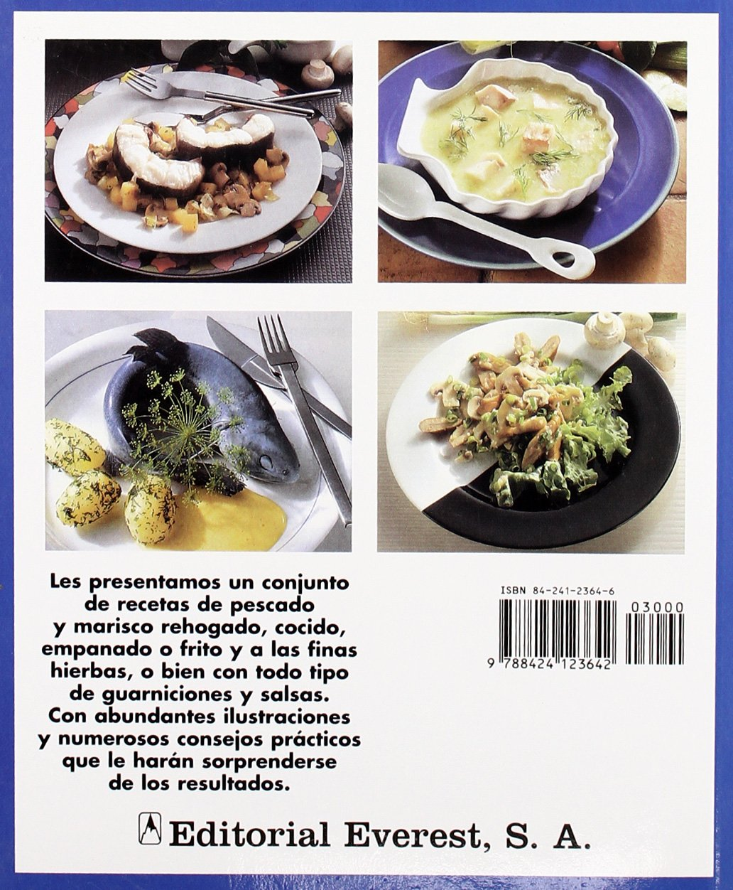 Pescado y Marisco (Spanish Edition): Cornelia Adam: 9788424123642: Amazon.com: Books