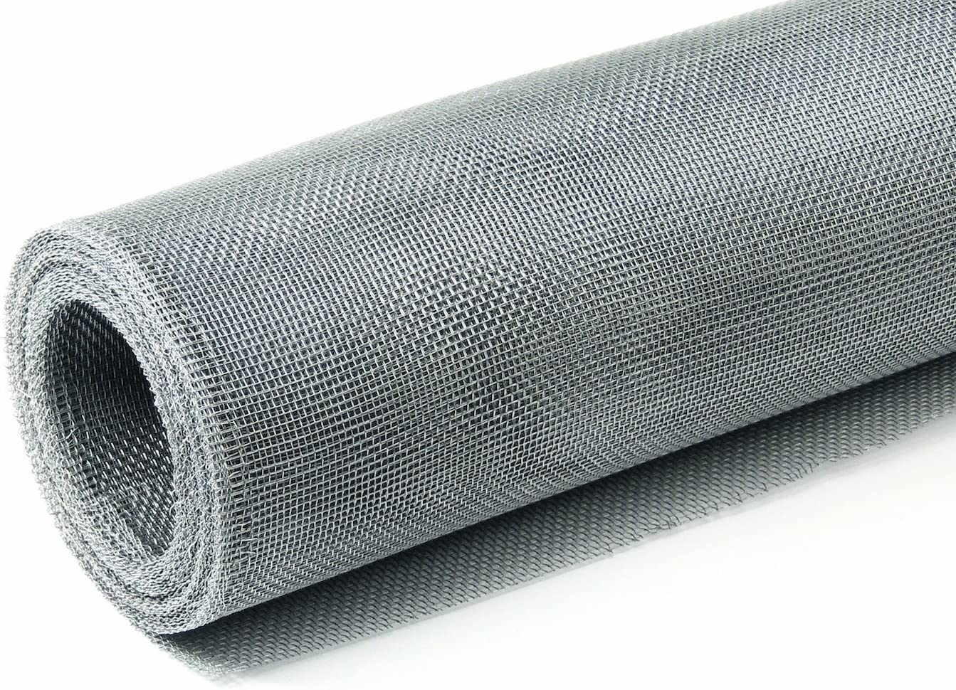 Aluminiumgewebe Alu-Gewebe Fliegengitter Gewebe 1,0 x 30,0 m Grundpreis//m/² 4,78 Euro