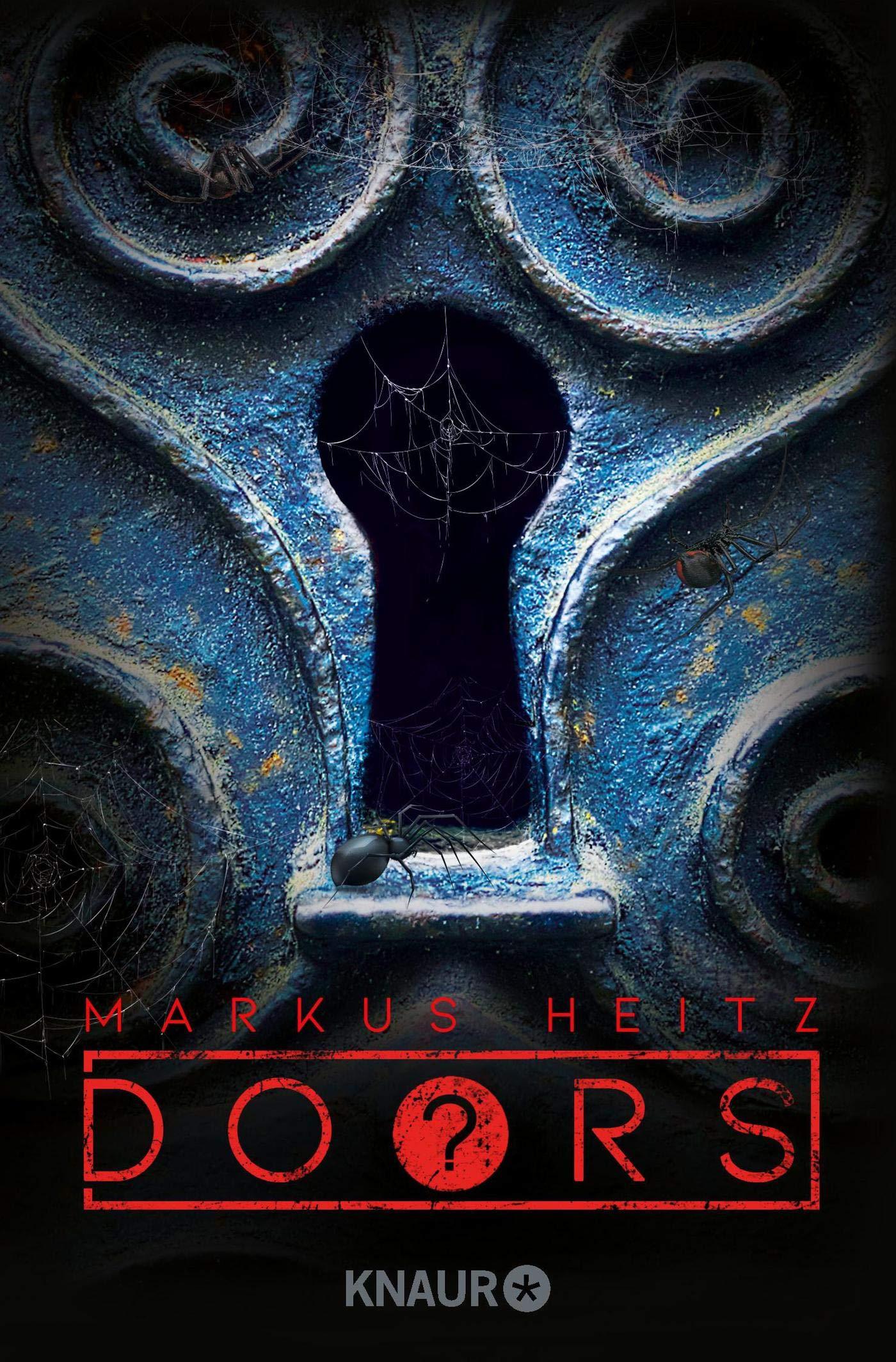 DOORS ? - Kolonie: Roman (Die Doors-Serie Staffel 1) Taschenbuch – 1. Oktober 2018 Markus Heitz Knaur TB 3426523884 Belletristik / Kriminalromane
