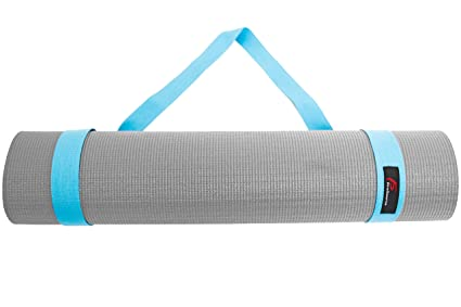ProSource Yoga Mat Carrying Sling, Easy Adjustable Carry Strap 152cm Long