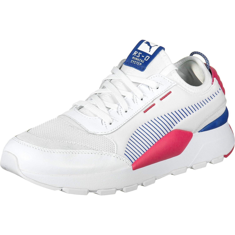 Dettagli su Puma RS 0 Core Sneaker Uomo 369601 07 Puma White Surf The Web Nrgy Rose