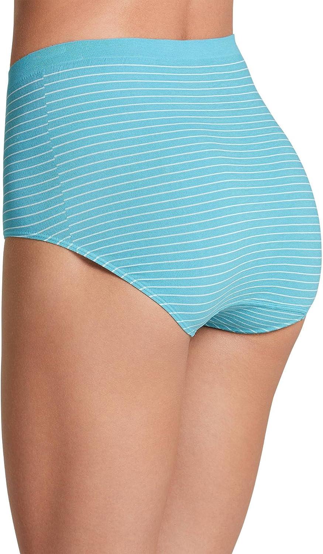 Jockey Womens Underwear Comfies Cotton Brief 3 Pack