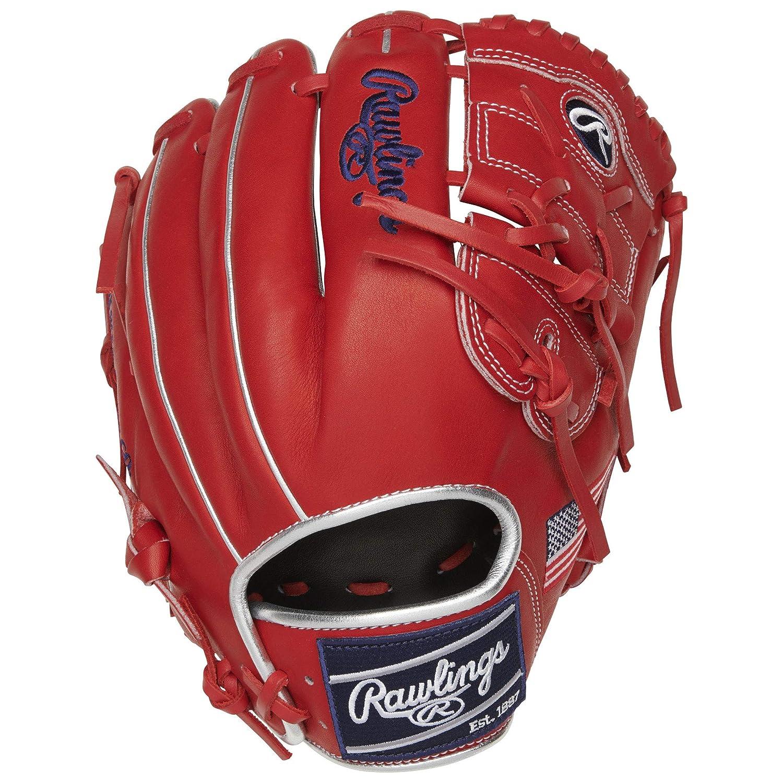 Rawlings Heart of The Hide USA 11.75 Inch PRO205-9USA Baseball Glove