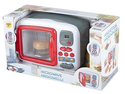 Eddy Toys - Microondas de Juguete, 26 x 14 x 17 cm (53610 ...