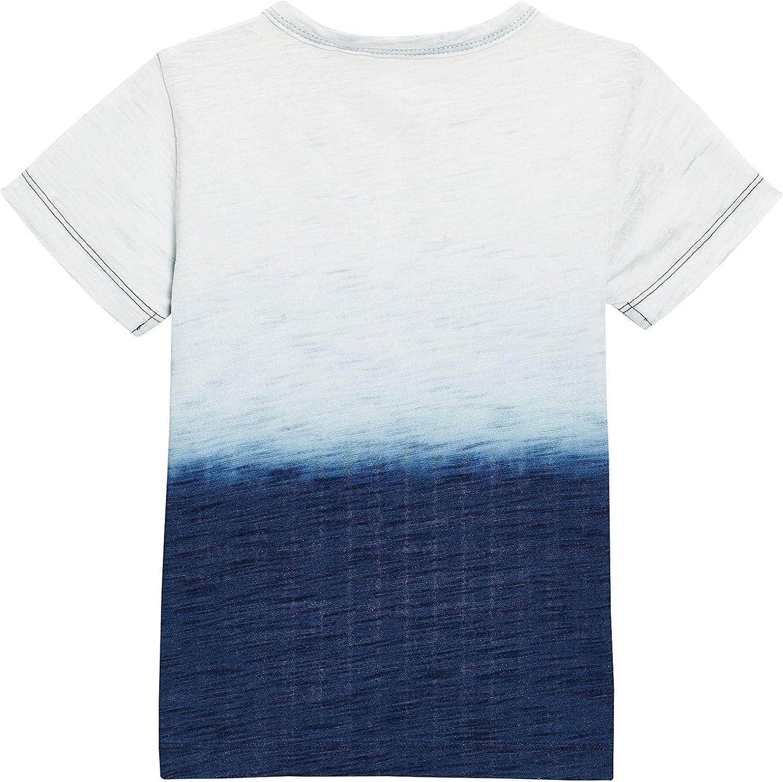 next Niños Camiseta Henley Efecto Desteñido Manga Corta (3 ...