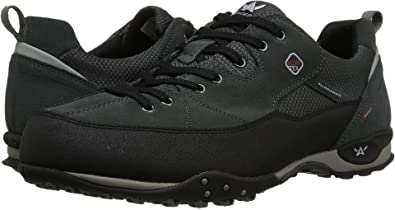 Allrounder by Mephisto Men's Tacco Tex Black Rubber/Ivy Suede 42 ...