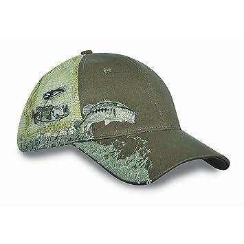 fox fishing baseball cap greys kc caps unisex hunting bass embroidery hat air mesh back hardy