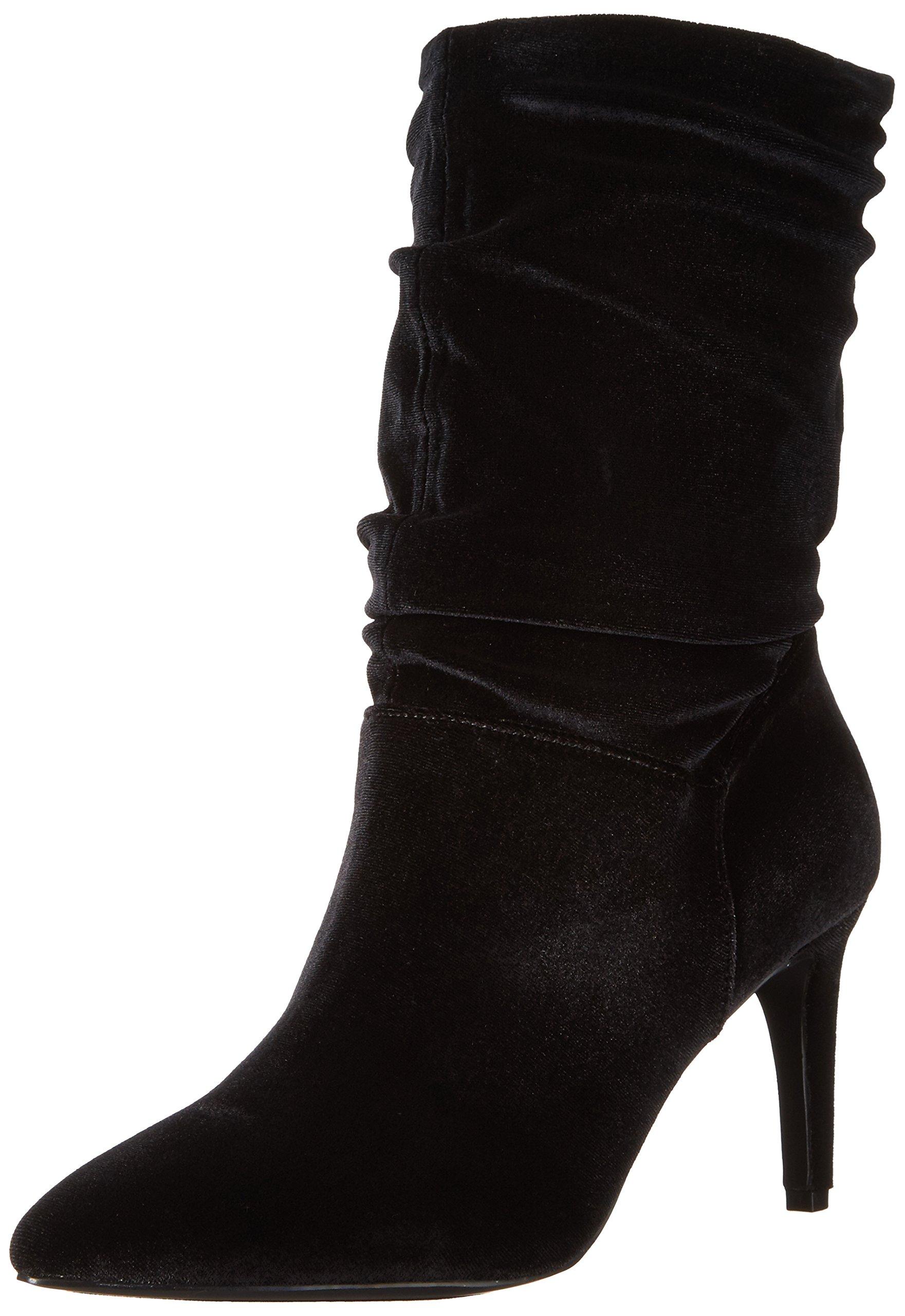Style by Charles David Women's Lenny Fashion Boot, Black, 9.5 Medium US