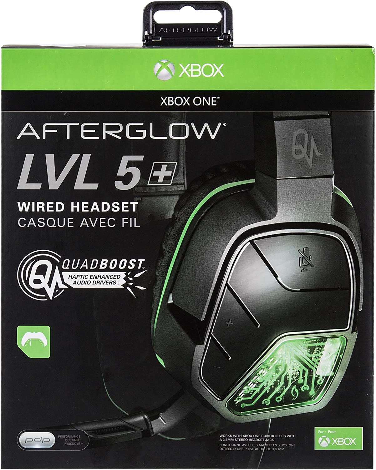 amazon com afterglow lvl 5 for xbox one video games
