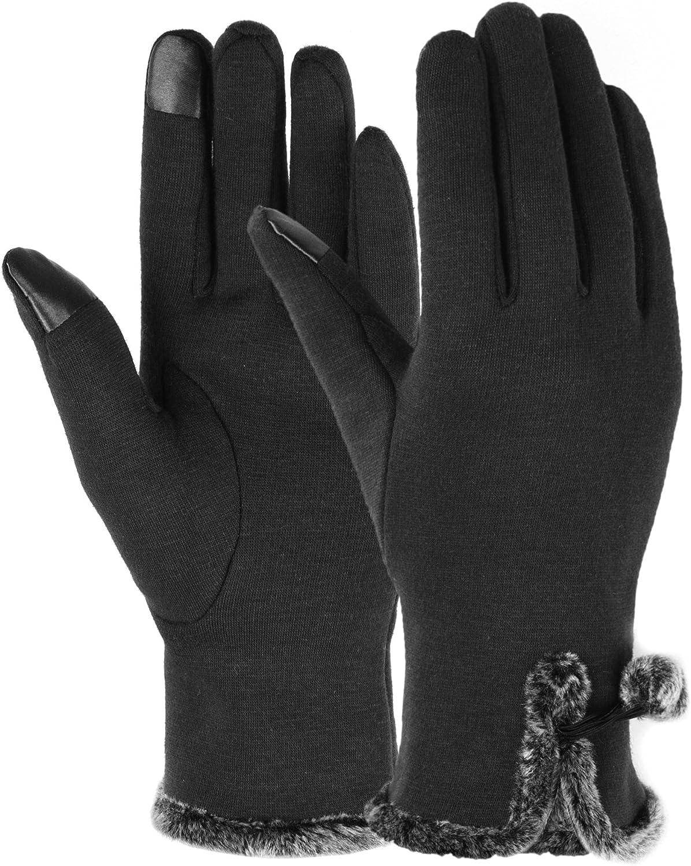 Touch Screen Gloves Women...