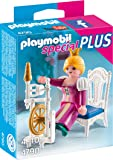 (Princess with Weaving Wheel) - PLAYMOBIL Princess with Weaving Wheel Building Kit