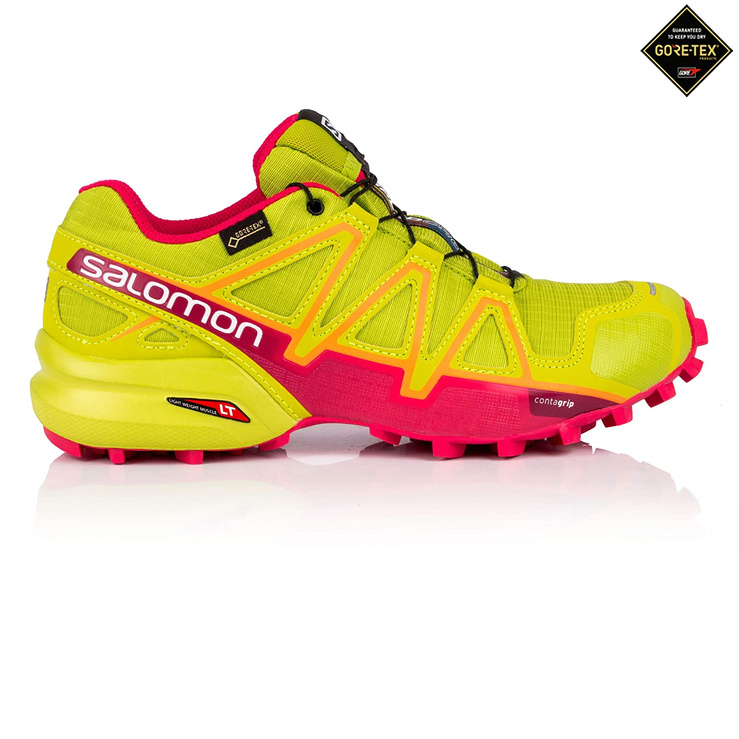 e6398684f531 Salomon Women Speedcross 4 Gtx W Trail Running Shoes