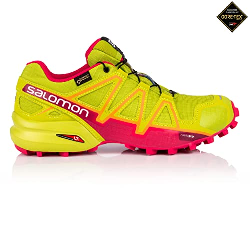 84360e1557ee Salomon Women Speedcross 4 Gtx W Trail Running Shoes