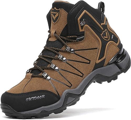 Herren Damen Trekkingschuhe Wanderschuhe Outdoor Turnschuhe Sneaker Sport Schuhe