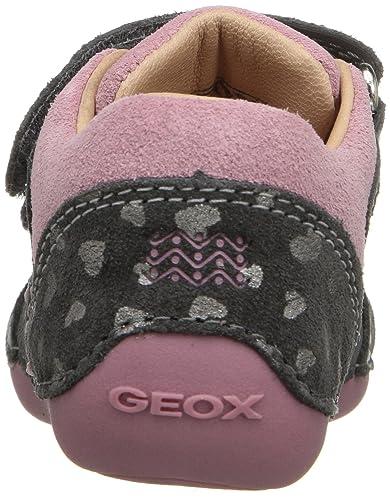 Geox Baby Mädchen B Tutim C Krabbelschuhe