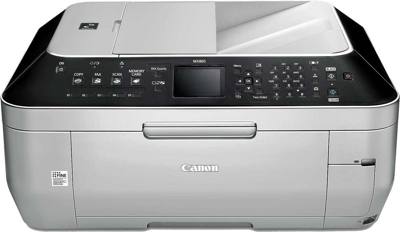 Canon Pixma Mx860 Multifunktionsgerät Computer Zubehör