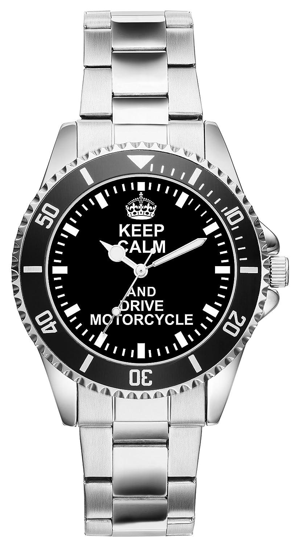Uhr Biker Für Motorrad 2119Amazon Fans Fahrer Kiesenberg Geschenk NmvOPy8n0w