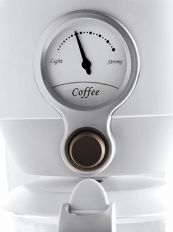Lacor CAFETERA DE Goteo Tempo 1.25L, 1080 W, Acero Inoxidable ...