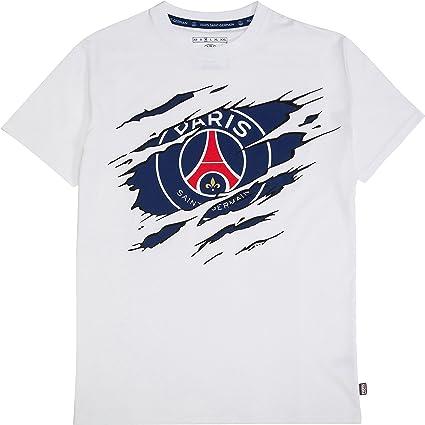T-shirt PSG Taille enfant Collection officielle PARIS SAINT GERMAIN
