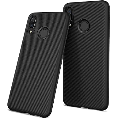 pretty nice ab69b 51530 TTVie Case Honor 8X / Honor View 10 Lite, Ultra Slim Flexible TPU Shock  Absorption with Twill Bumper Protective Cover Case for Huawei Honor 8X /  Honor ...