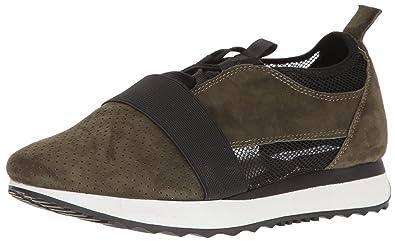 218a57ffe8b Steve Madden Women s Altitude Fashion Sneaker Olive 9.5 ...