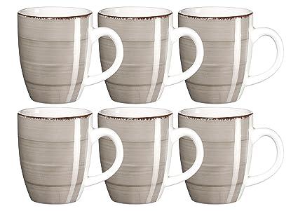 Mäser Domestic by, Serie Bel Tempo, pintadas a Mano cerámica Taza de café 39