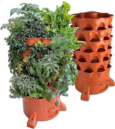 Amazon Com Garden Tower 2 Garden Outdoor