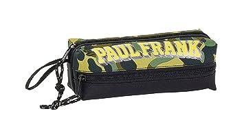 Paul Frank Camo Oficial Estuche Escolar 200x80x70mm ...