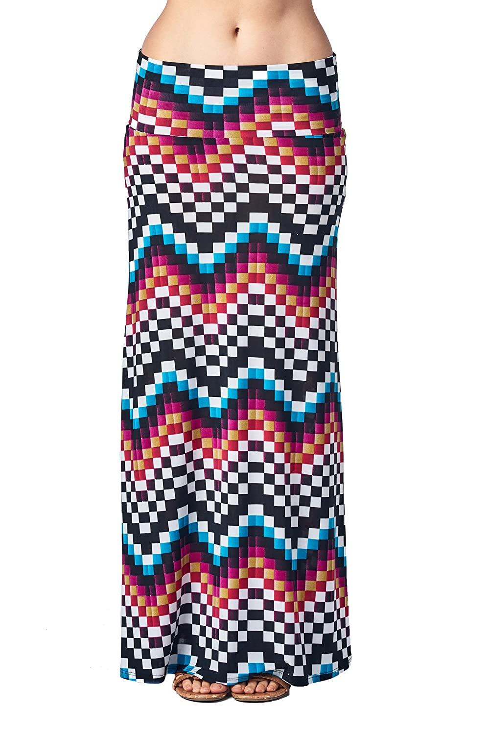 Chicy tied back maxi dress