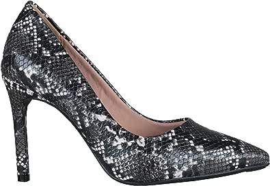 Sapato Feminino Suzana Santos Piton Off White