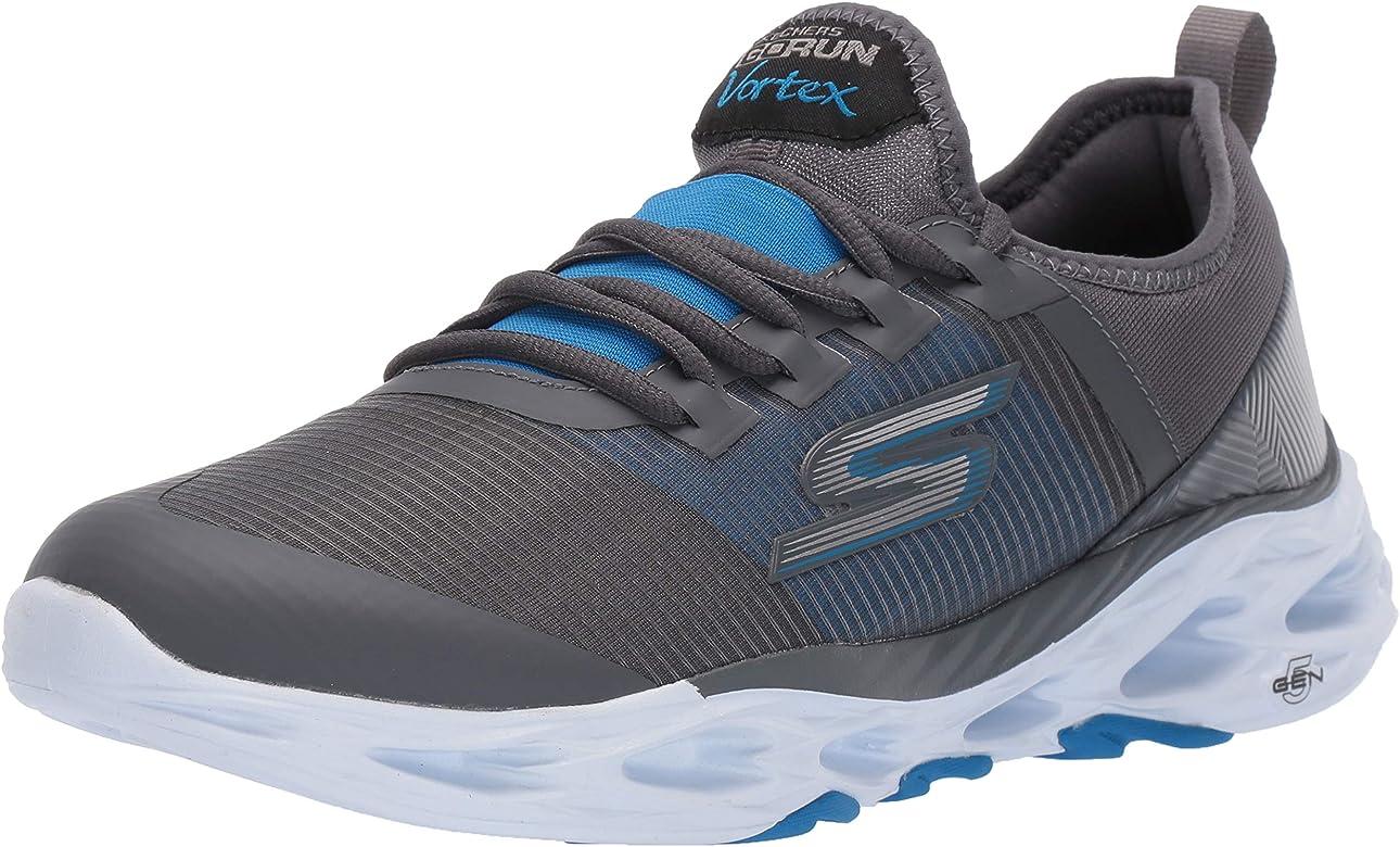 Skechers Mens Go Run Vortex-54841 Sneaker: Amazon.es: Zapatos y ...