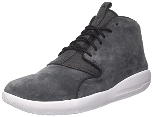 62f1e62ea18ab0 Nike Herren Jordan Eclipse Chukka Basketballschuhe Schwarz  Black-White-Anthracite