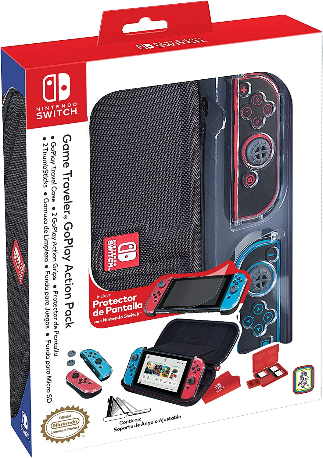 Ardistel - Game Traveler GoPlay Action Pack NNS82 (Nintendo Switch ...