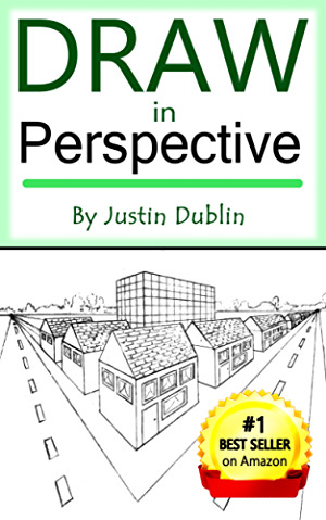 Draw in Perspective: Step by Step; Learn Easily How to Draw in Perspective (Drawing in Perspective; Perspective Drawing; How to Draw 3D; Drawing 3D; Learn to Draw 3D; Learn to Draw in Perspective)