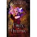Coven of Deception (Shadowhurst Mysteries)