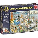 Jan van Haasteren - Technische Höhepunkte - 1000 Teile Puzzl