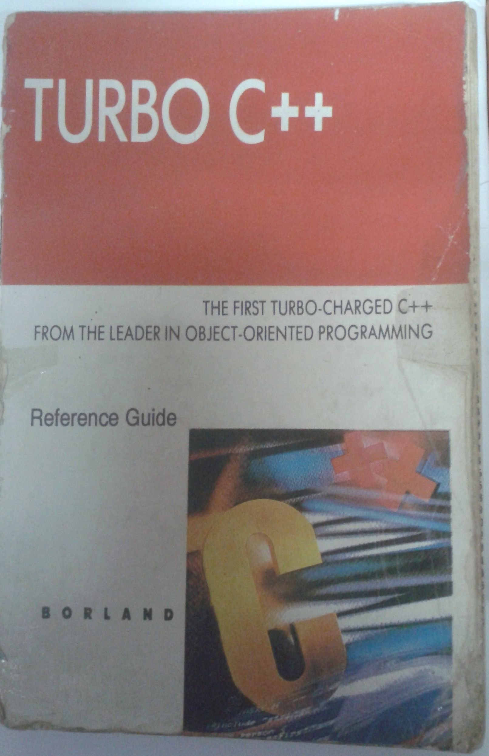 BORLAND TURBO C++ (5BOOKS IN BOXED SET) Paperback – 1960