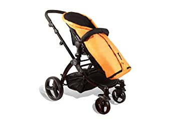 Elle Baby Deluxe Travel System, Orange