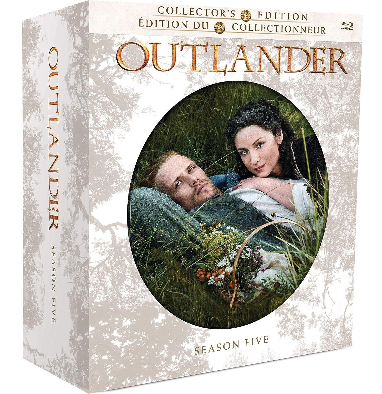 Outlander - Season 05 [Blu-ray]