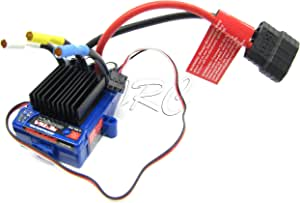 Traxxas SLASH ULTIMATE ESC, 3355r Velineon VXL-3s 4x4 rustler rally Bandit 6804r