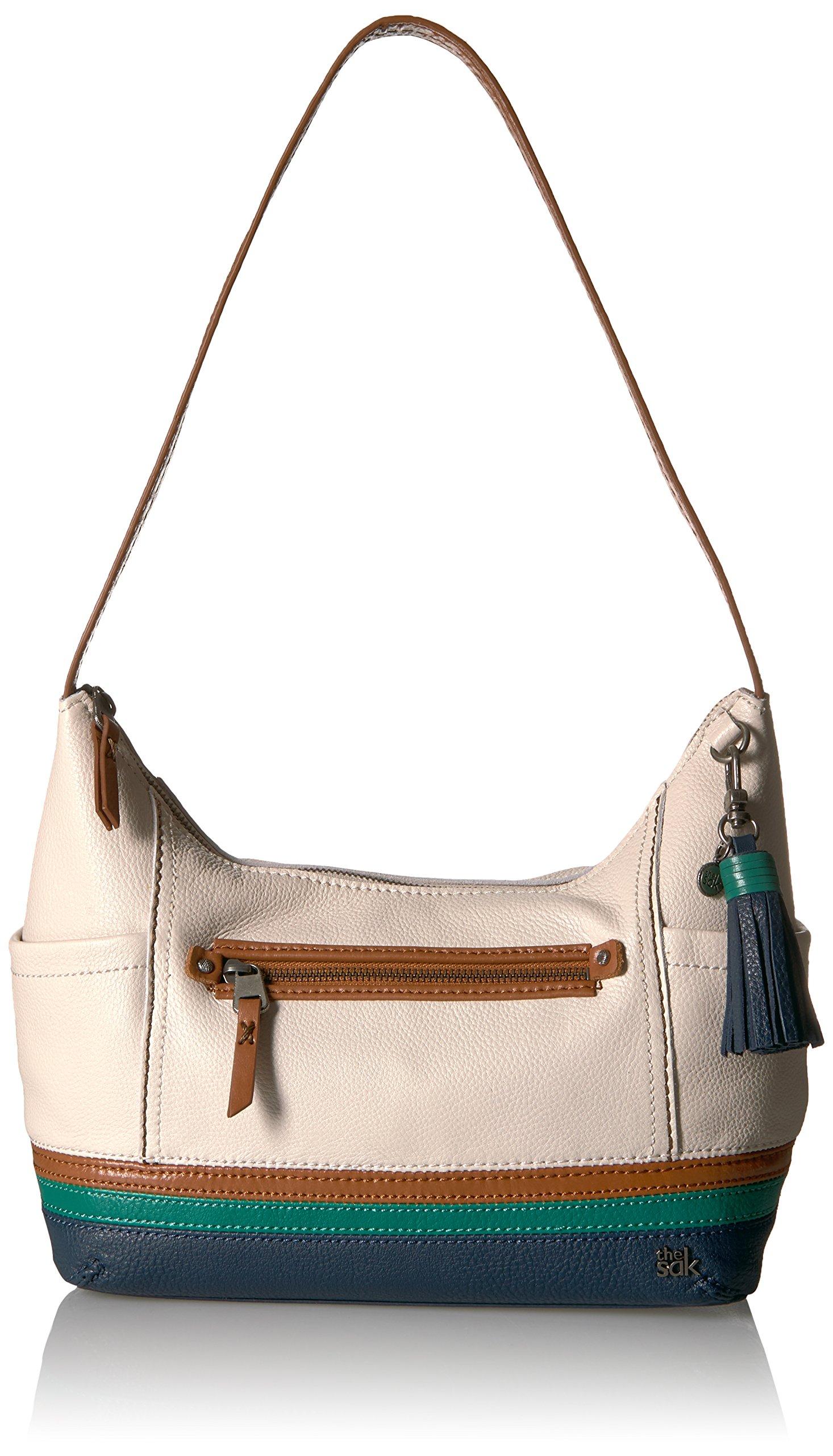The Sak Kendra Hobo Shoulder Bag,monterey stripe,One Size