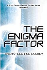 The Enigma Factor (The Enigma Series Book 1) Kindle Edition