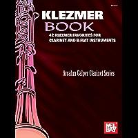 Klezmer Book: 42 Klezmer Favorites for Clarinet and