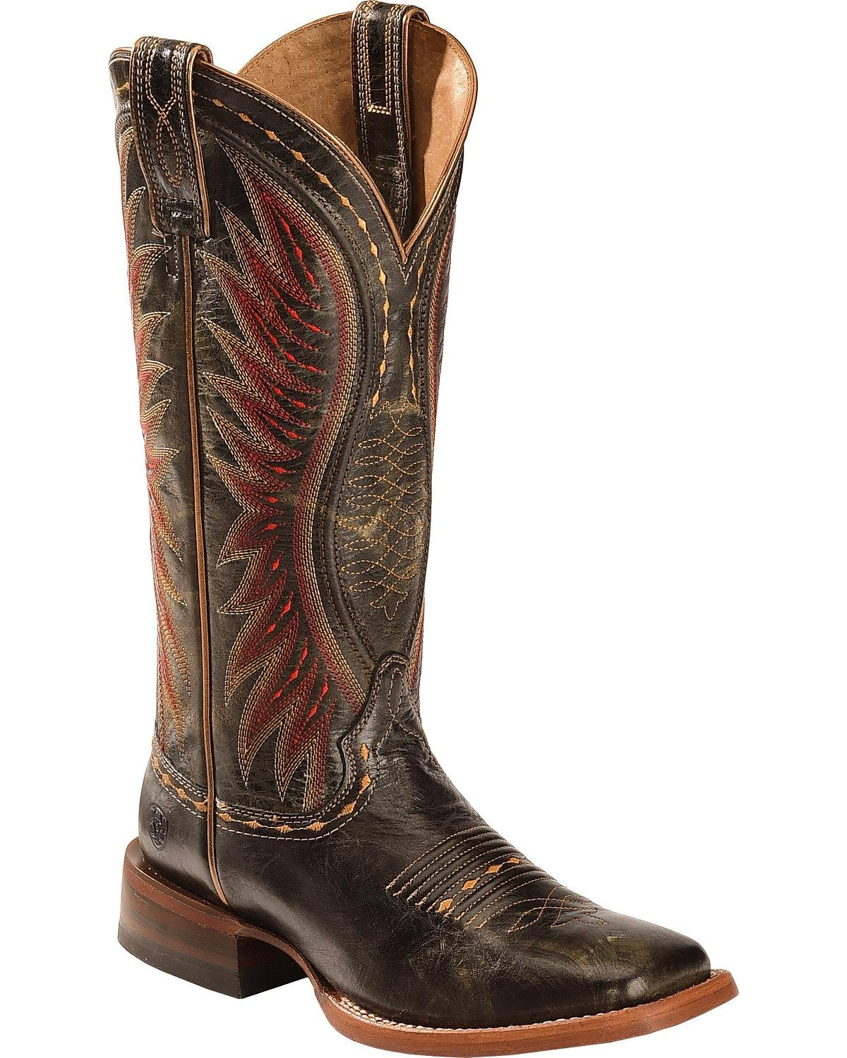 Ariat Womens Vaquera Performance 9 B Castlerock by Ariat