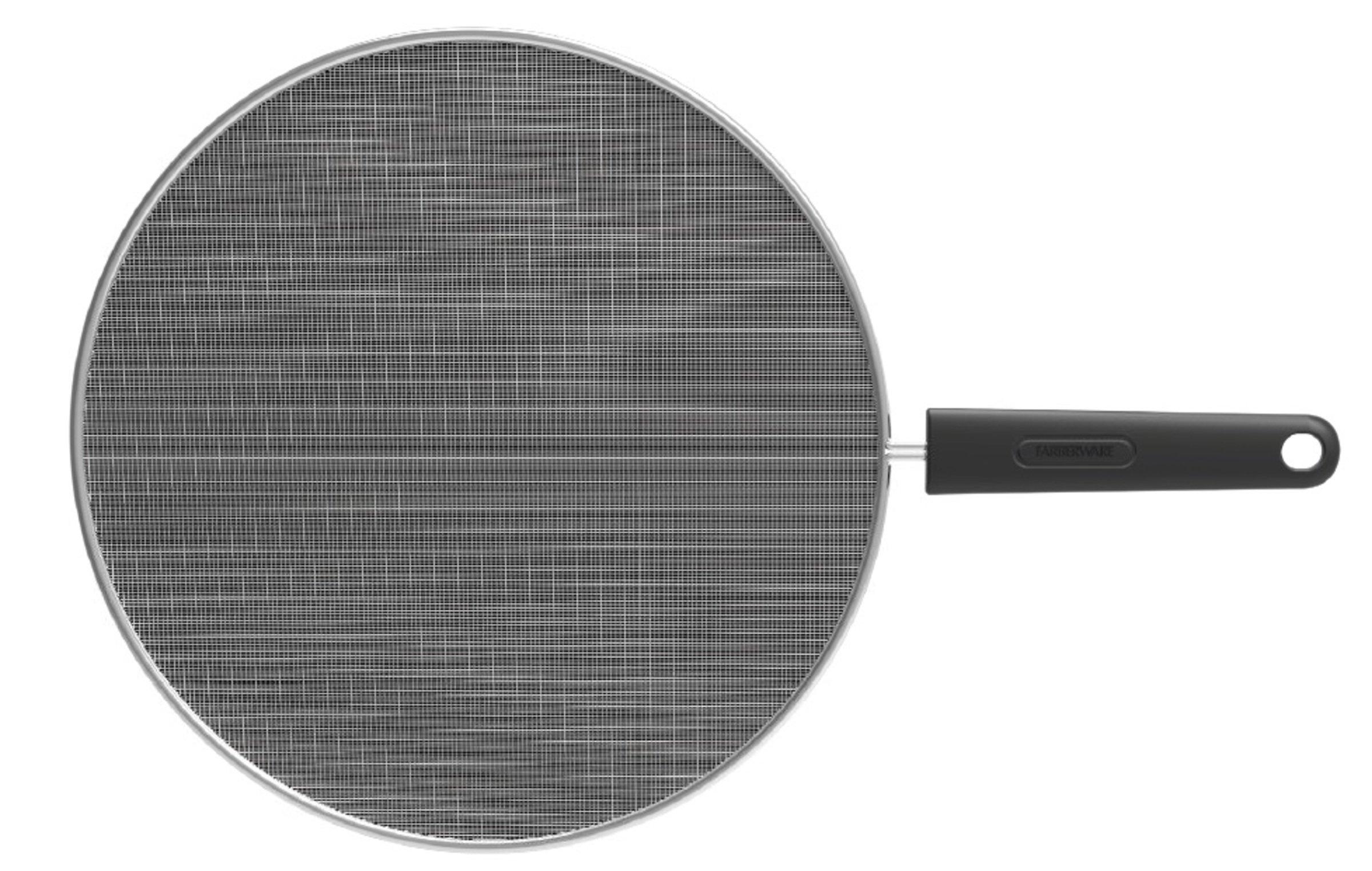 Farberware 5216173 Professional Stainless Steel Odor Absorbing Splatter Screen, 11-Inch