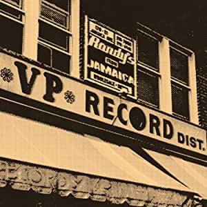 Down In Jamaica - 40 Years Of VP Records