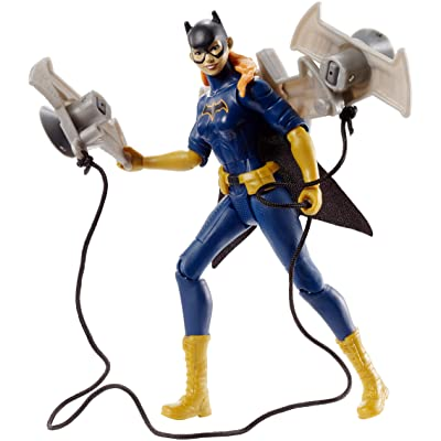 DC Comics Batman Missions: Batgirl Figure: Toys & Games