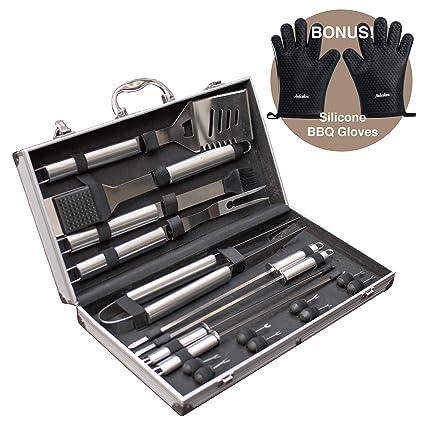 Amazon.com: Andcolors - Juego de herramientas de acero ...