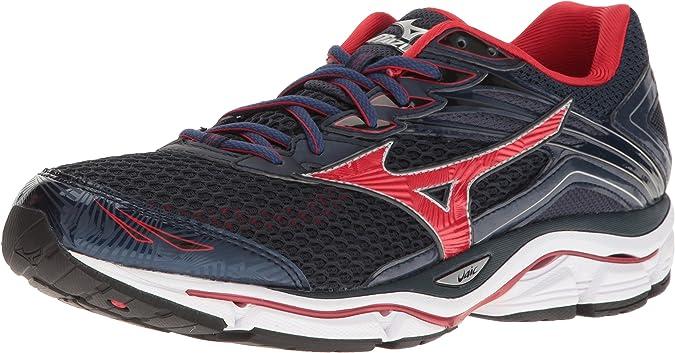 Mizuno Wave Enigma 6 Fibra sintética Zapato para Correr: Mizuno: Amazon.es: Zapatos y complementos
