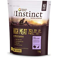 True Instinct High Meat Adult - Nature's Variety - Pienso para gato adulto con pavo deshuesado 1kg